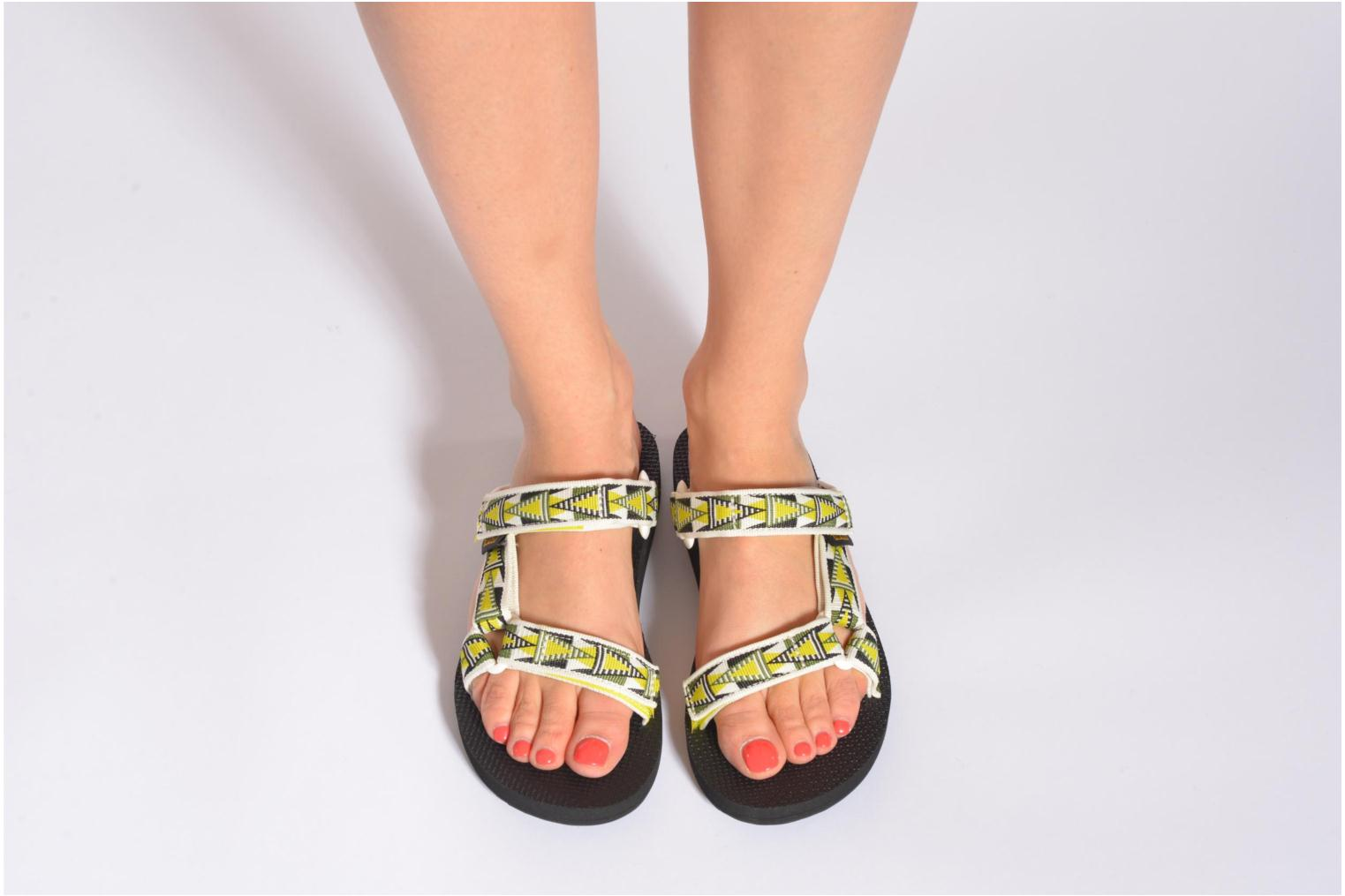 Wedges Teva Universal Slide W Multicolor onder