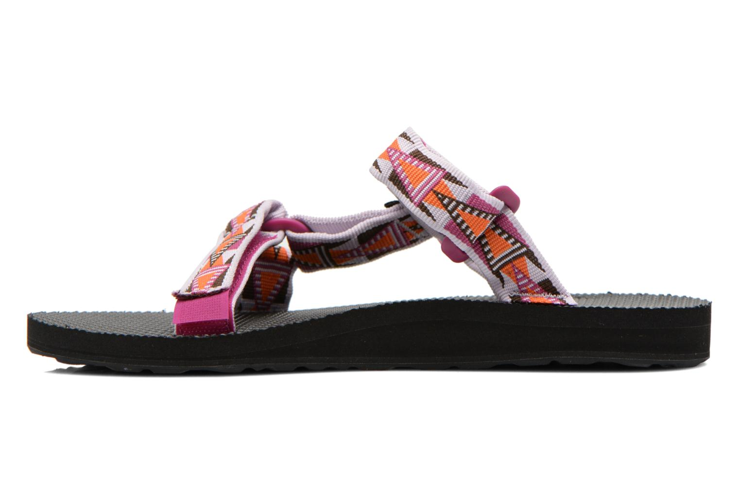 Wedges Teva Universal Slide W Multicolor voorkant
