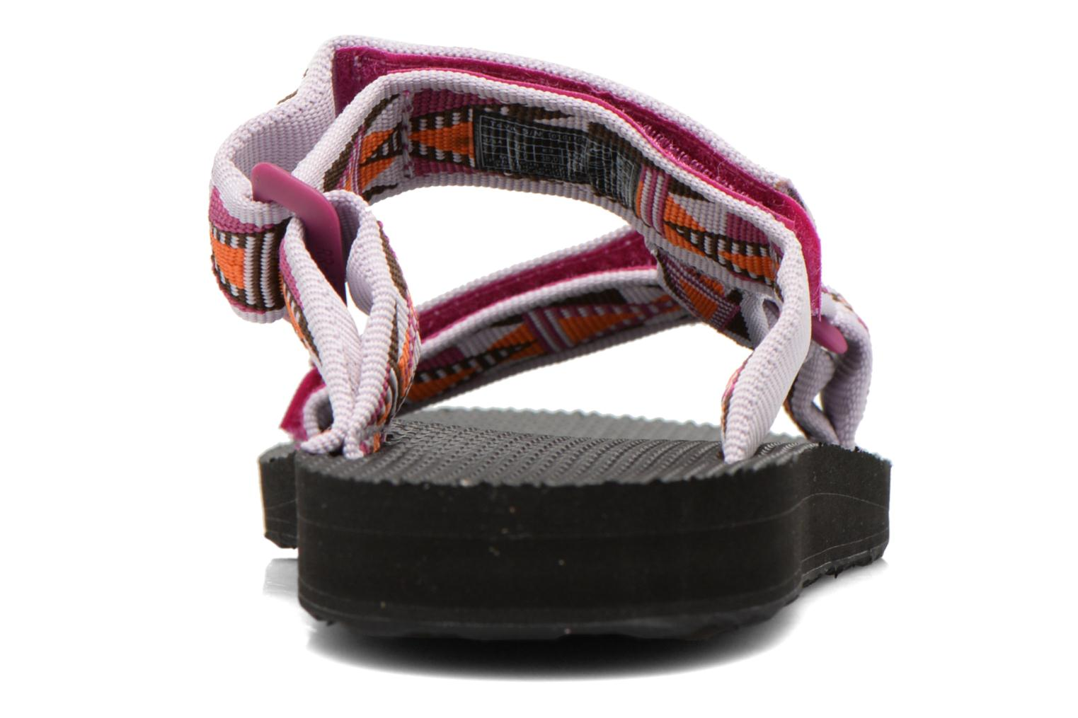 Mules & clogs Teva Universal Slide W Multicolor view from the right