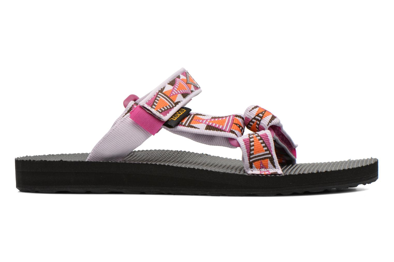 Wedges Teva Universal Slide W Multicolor achterkant