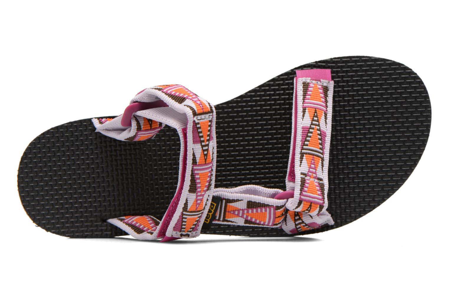 Mules & clogs Teva Universal Slide W Multicolor view from the left