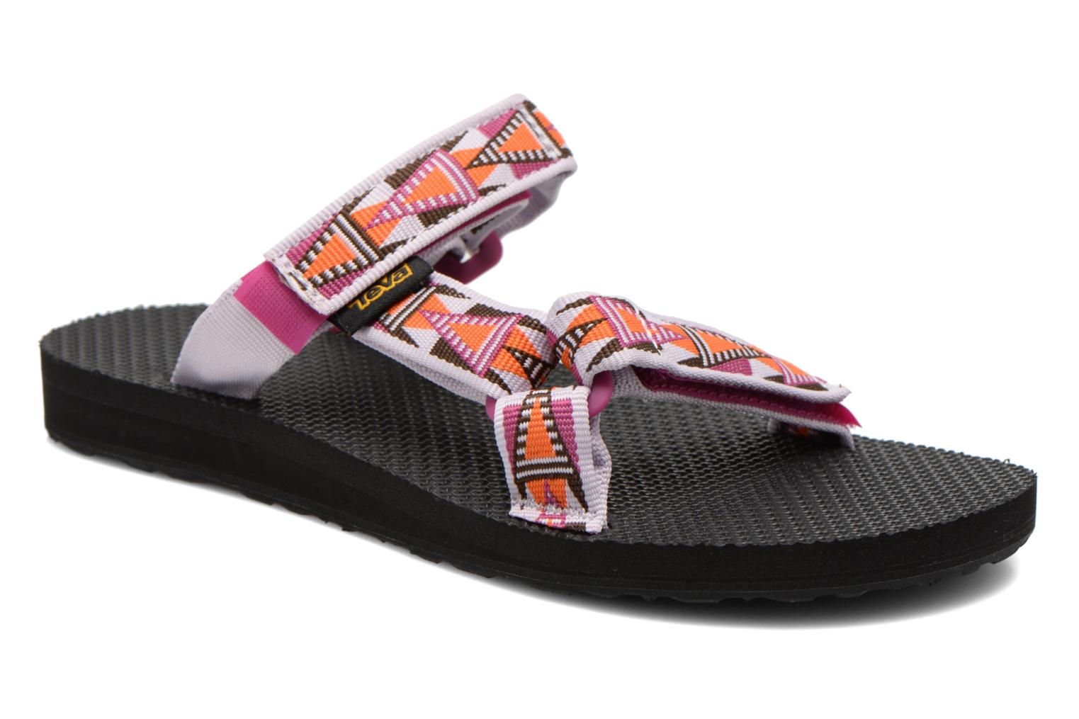 Wedges Teva Universal Slide W Multicolor detail
