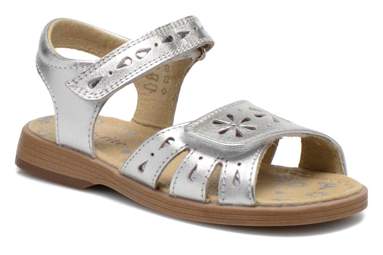 Sandales et nu-pieds Start Rite Honey Suckle Argent vue détail/paire