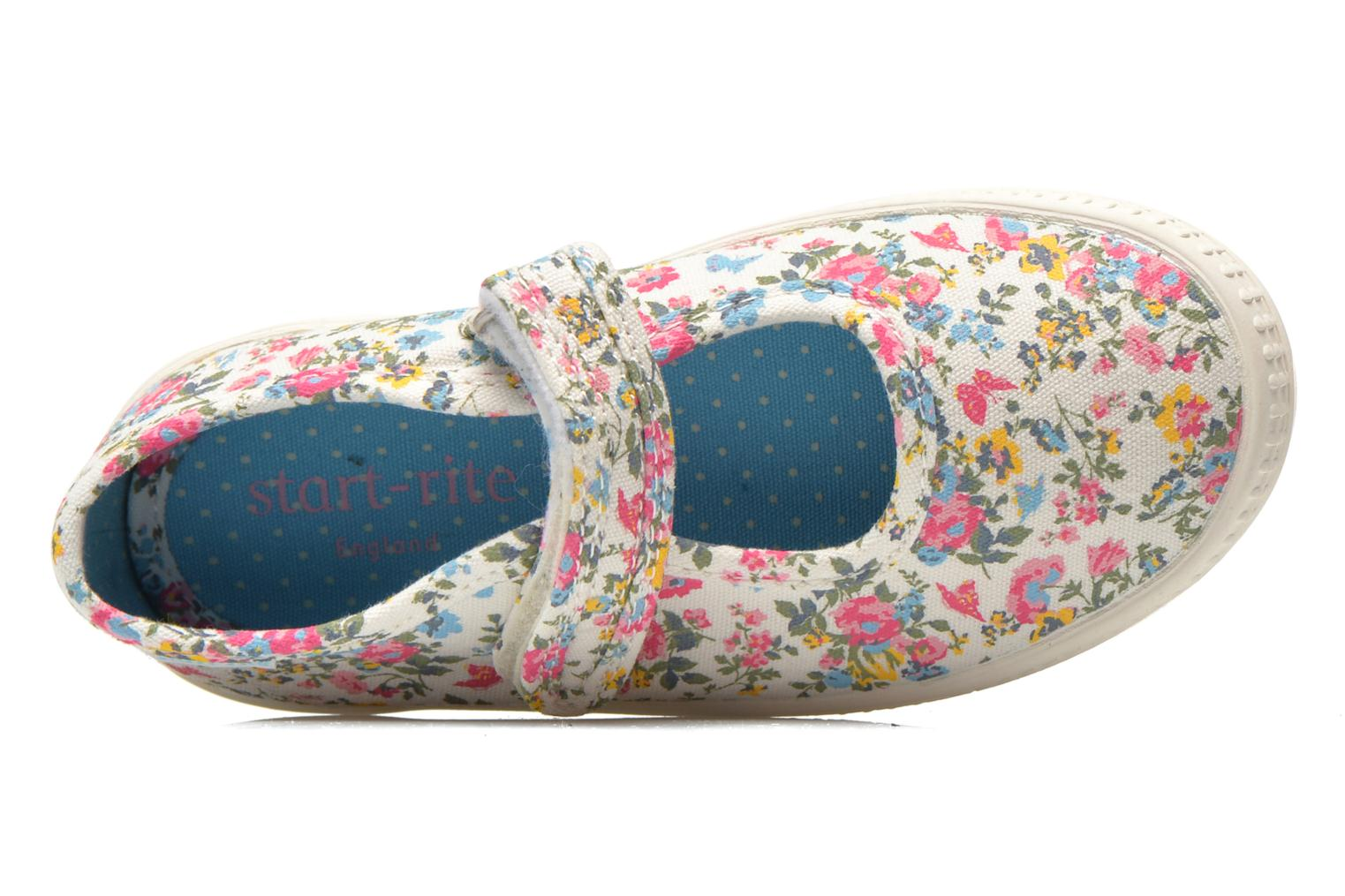 Ballerines Start Rite Posy Multicolore vue gauche