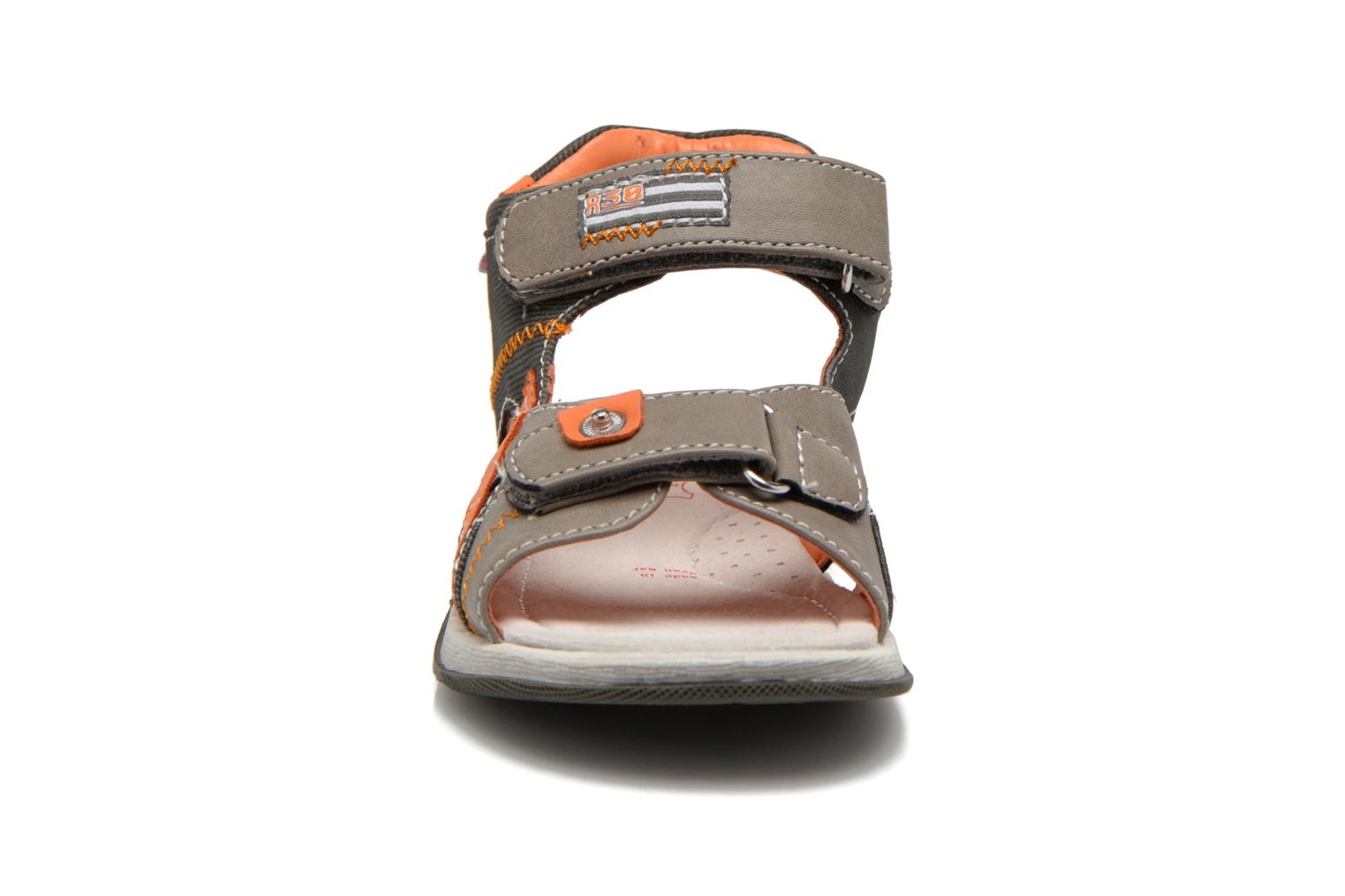 Sandals NA! Abeille Grey model view