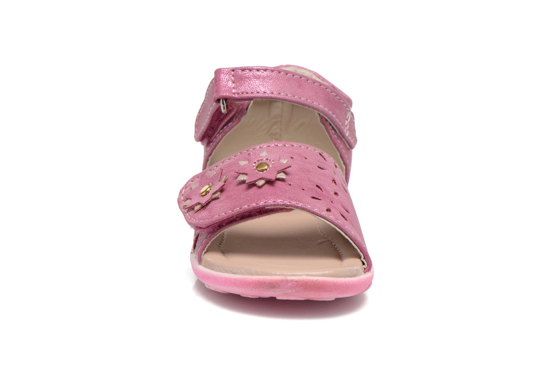 Sandals NA! Reine Pink model view