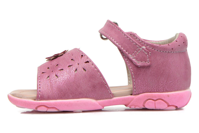 Sandals NA! Reine Pink front view