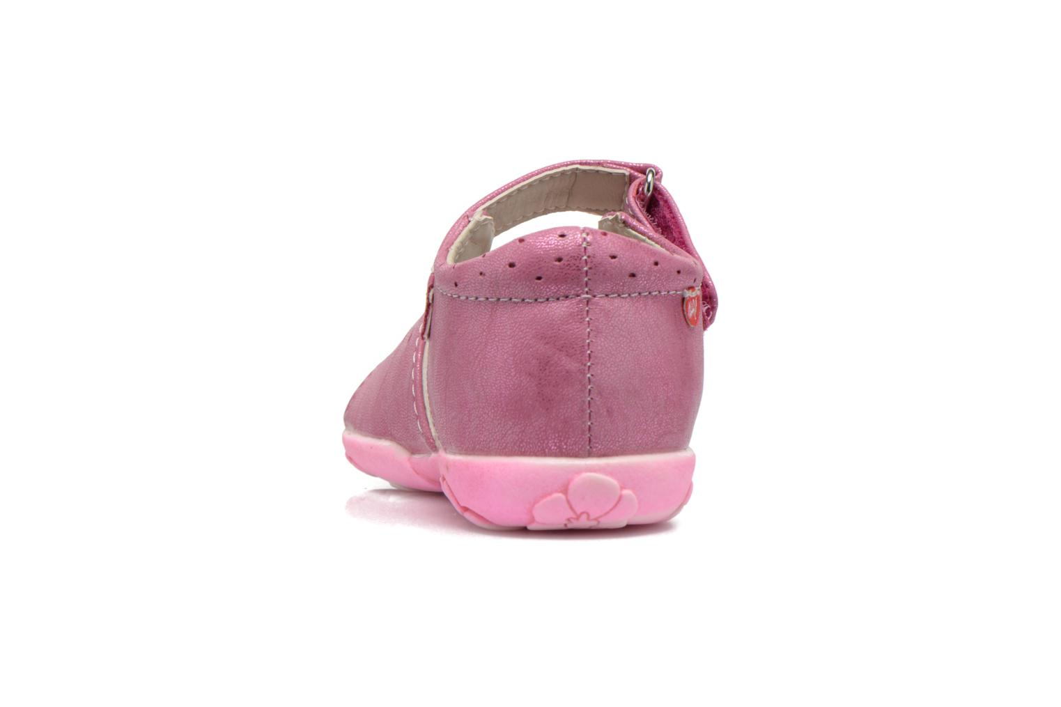 Sandals NA! Reine Pink view from the right