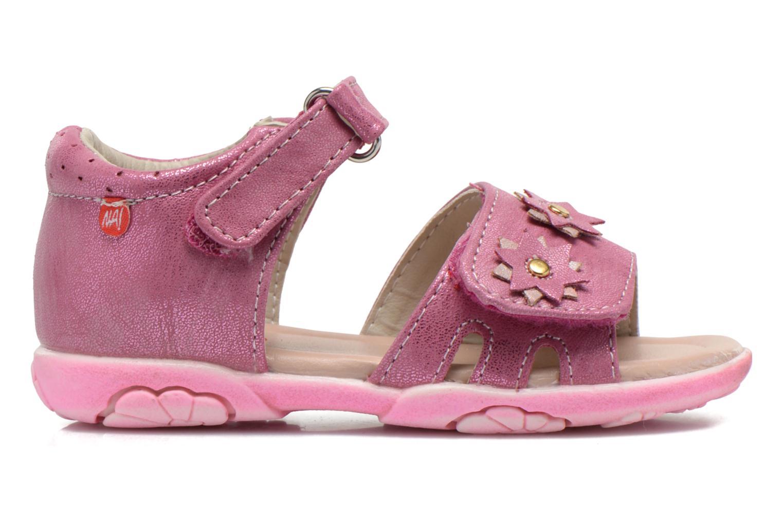 Sandals NA! Reine Pink back view