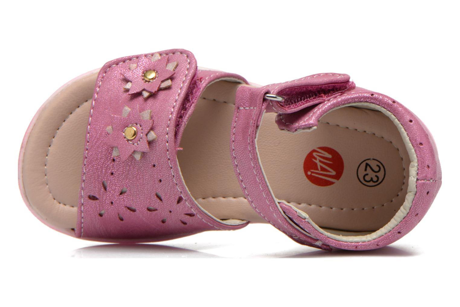 Sandals NA! Reine Pink view from the left