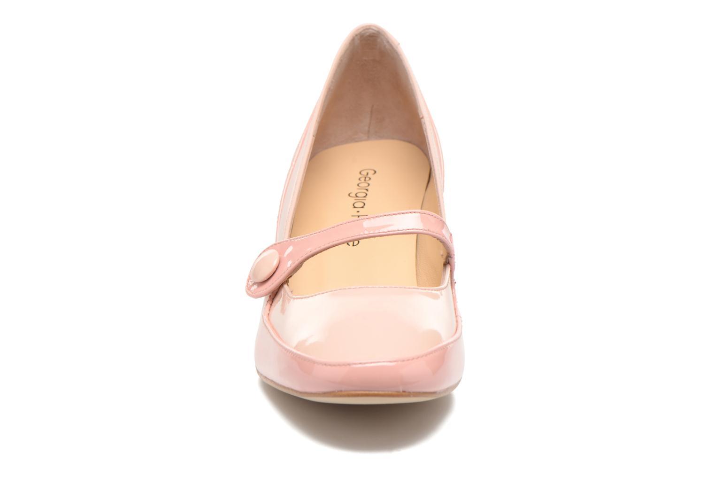 Escarpins Georgia Rose Venus Rose vue portées chaussures