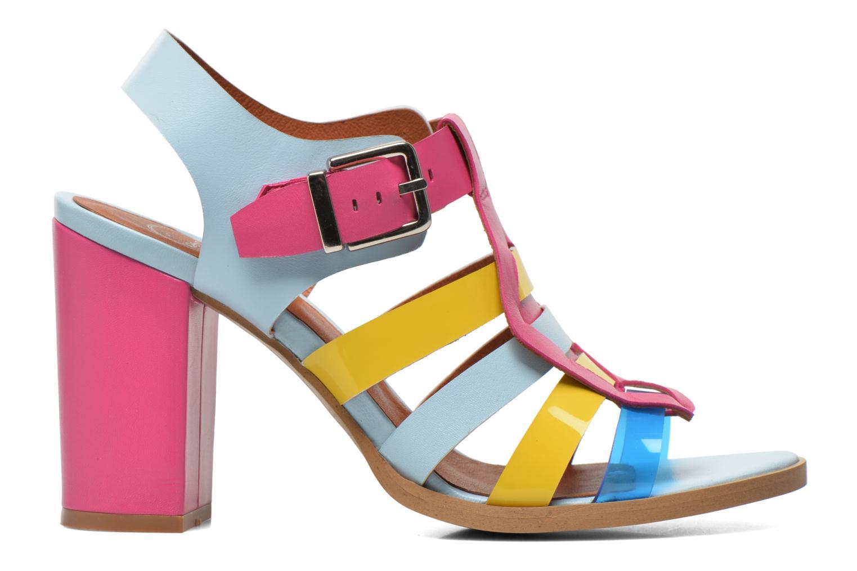 Marques Chaussure femme Made by SARENZA femme Menthe Hello #16 Vinika blu + Metani + Verniz jaune + Mescai rose