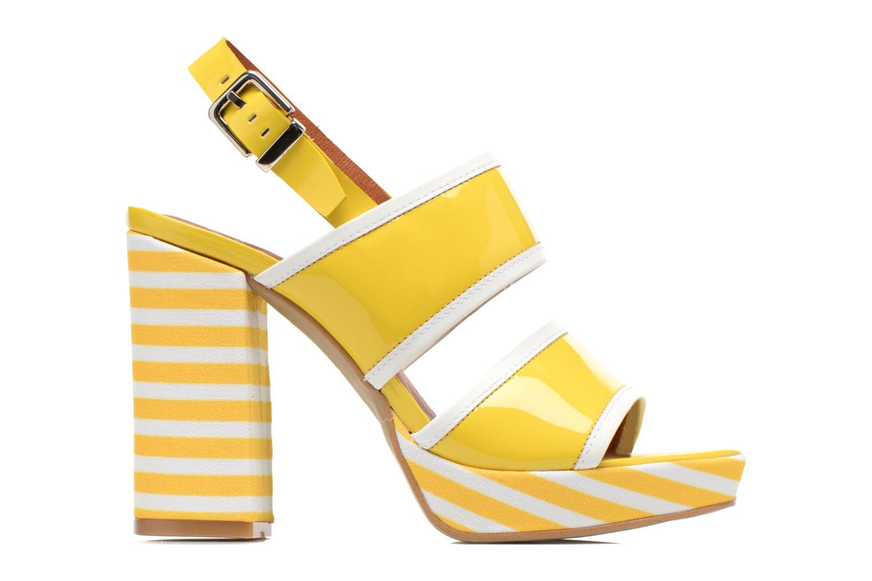Sandalias Made by SARENZA Menthe Hello #17 Amarillo vista de detalle / par