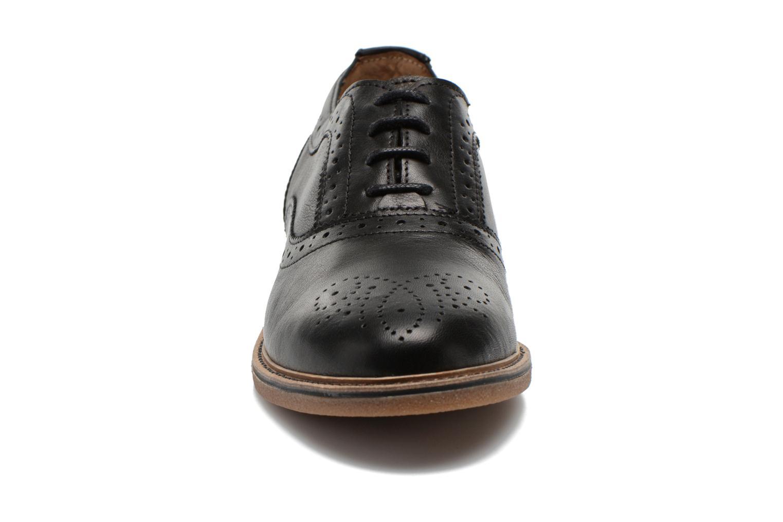 Chaussures à lacets TBS Bilice Noir vue portées chaussures