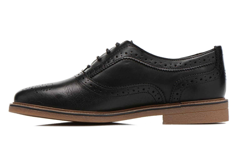 Chaussures à lacets TBS Bilice Noir vue face
