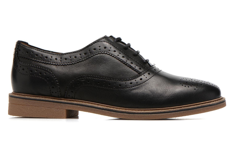 Chaussures à lacets TBS Bilice Noir vue derrière