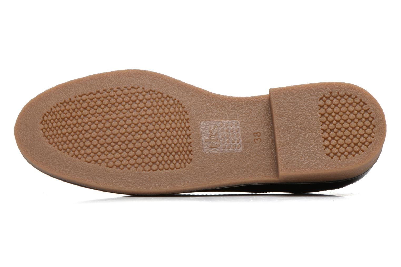 Chaussures à lacets TBS Bilice Noir vue haut