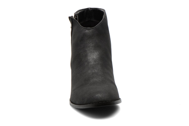 Bottines et boots Initiale Paris Curieux Gris vue portées chaussures