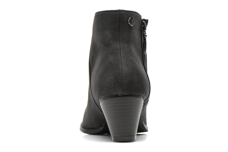 Bottines et boots Initiale Paris Curieux Gris vue droite