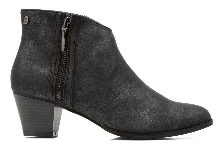 Bottines et boots Initiale Paris Curieux Gris vue derrière