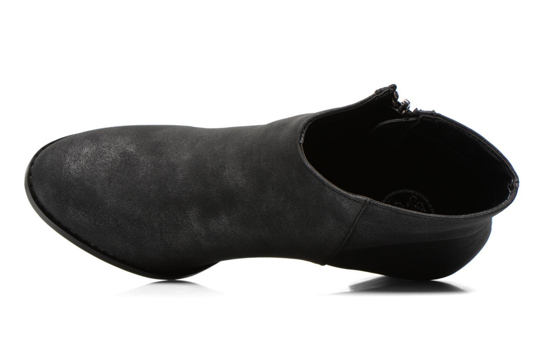 Bottines et boots Initiale Paris Curieux Gris vue gauche