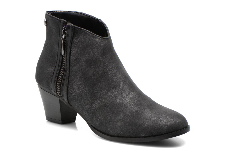 Bottines et boots Initiale Paris Curieux Gris vue détail/paire