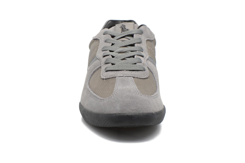 Baskets Polo Ralph Lauren Jacory Gris vue portées chaussures