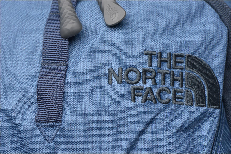 Sacs à dos The North Face Jester Bleu vue gauche