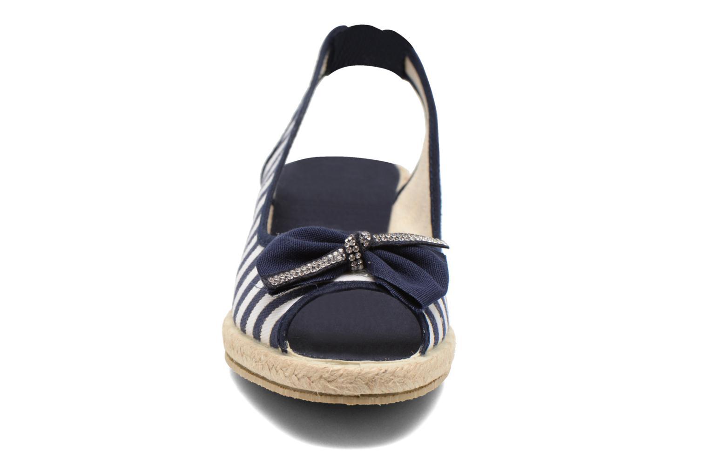 Sandalen Rondinaud Conie mehrfarbig schuhe getragen