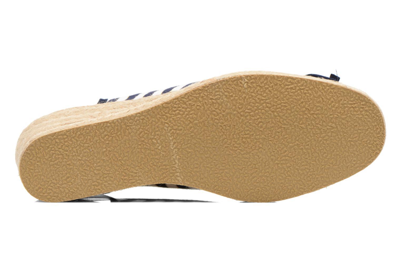 Sandalen Rondinaud Conie mehrfarbig ansicht von oben