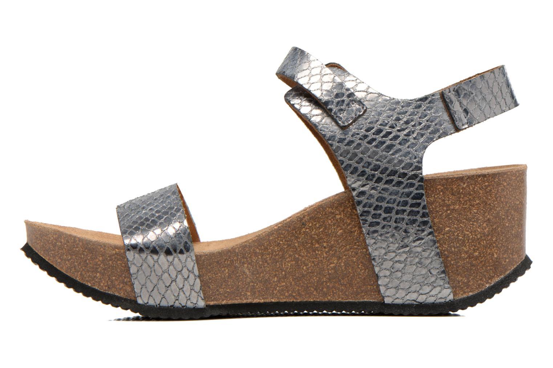 Sandali e scarpe aperte Rondinaud Bionne Argento immagine frontale
