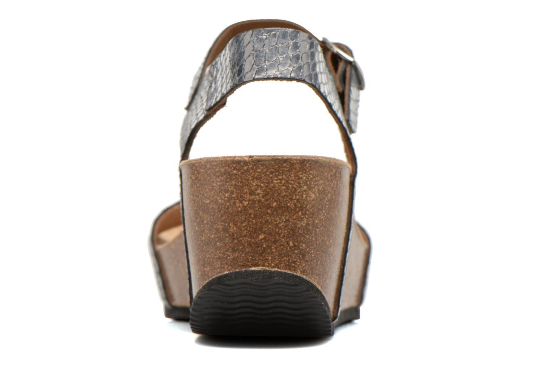 Sandali e scarpe aperte Rondinaud Bionne Argento immagine destra