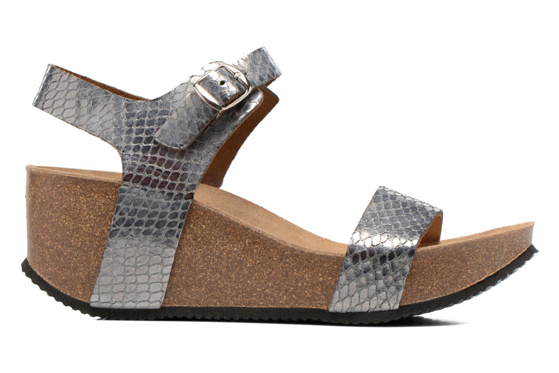 Sandali e scarpe aperte Rondinaud Bionne Argento immagine posteriore
