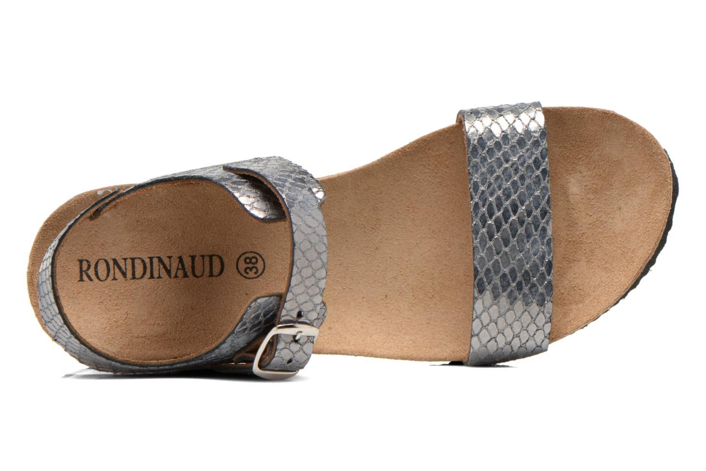 Sandali e scarpe aperte Rondinaud Bionne Argento immagine sinistra