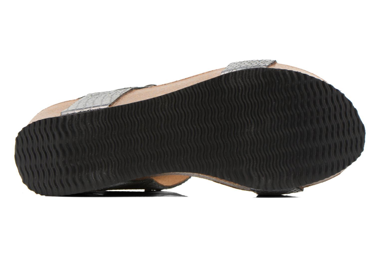 Sandali e scarpe aperte Rondinaud Bionne Argento immagine dall'alto