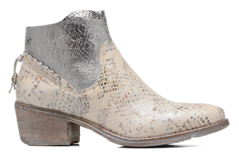 Bottines et boots Khrio Pasto Argent vue derrière