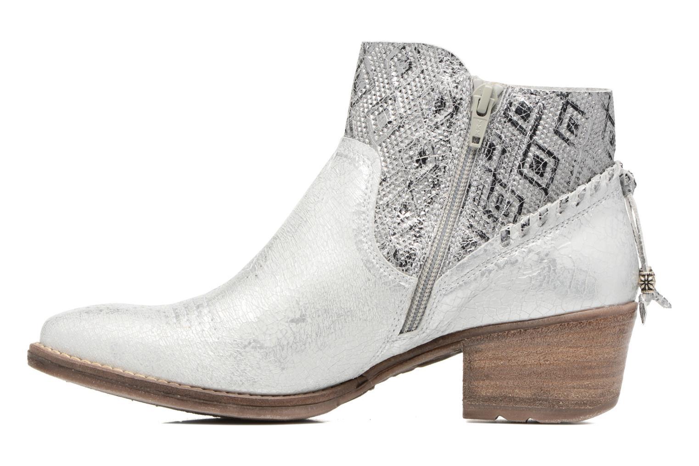 Bottines et boots Khrio Pasto Beige vue face