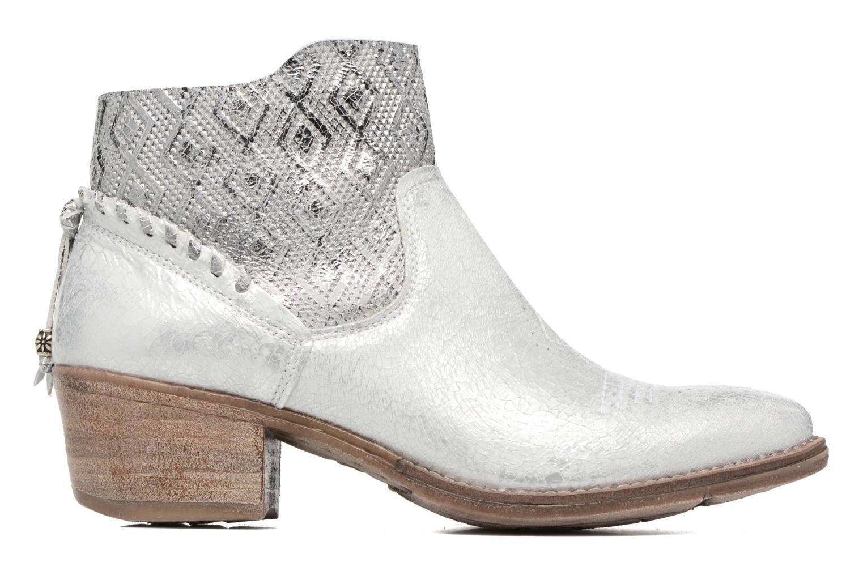 Bottines et boots Khrio Pasto Beige vue derrière
