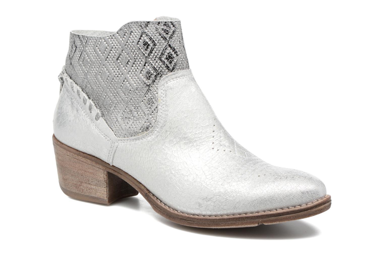Bottines et boots Khrio Pasto Beige vue détail/paire