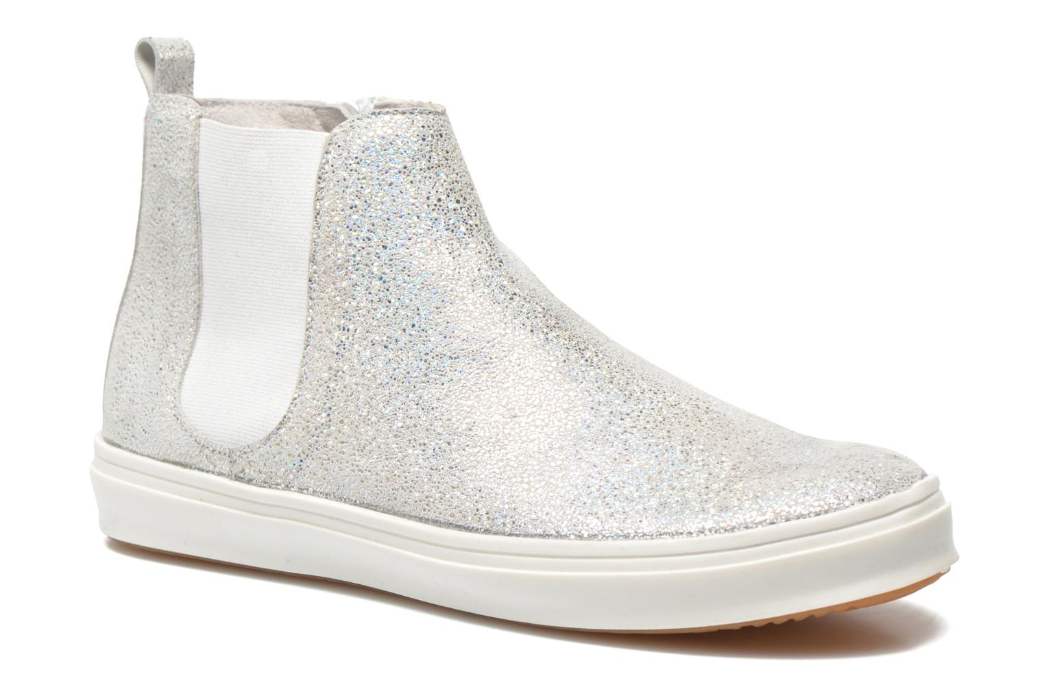 Ankle boots Yep Clarita Silver detailed view/ Pair view