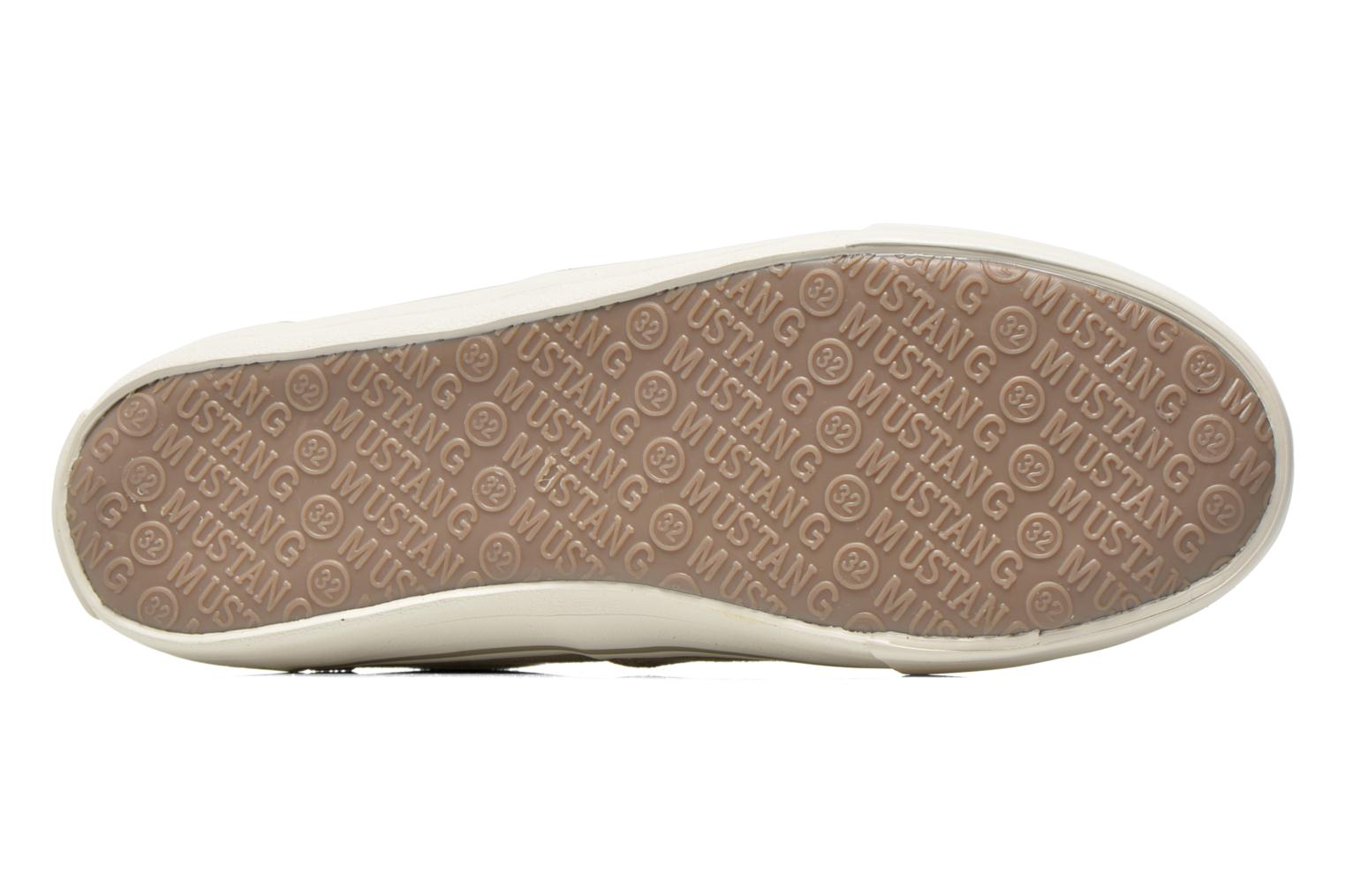 Sneakers Mustang shoes Shown Beige se foroven