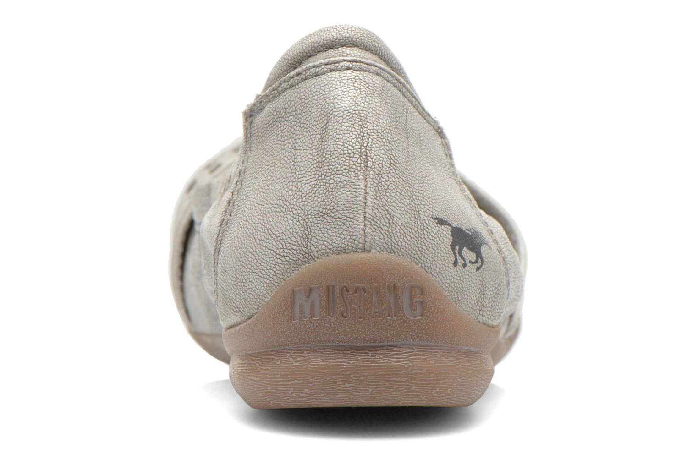 Ballerine Mustang shoes Lisle Grigio immagine destra
