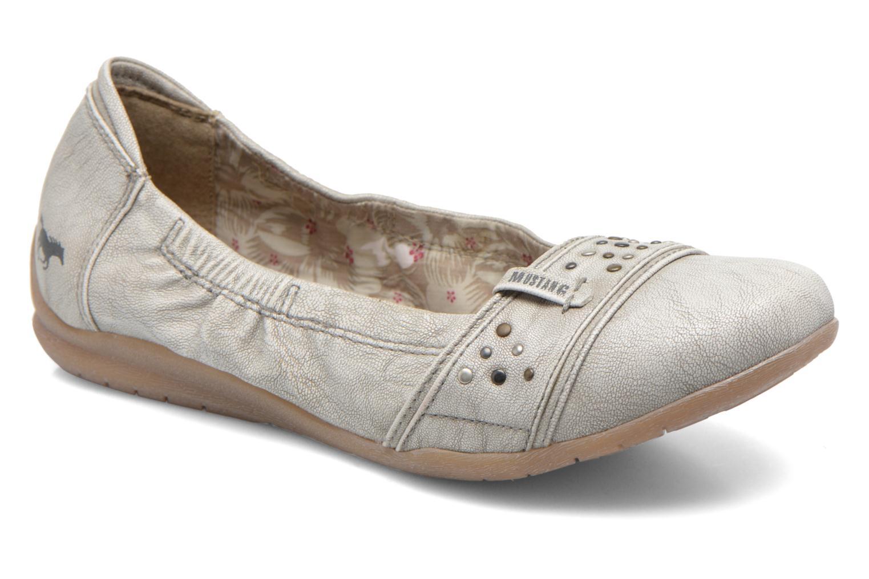 Ballerine Mustang shoes Lisle Grigio vedi dettaglio/paio