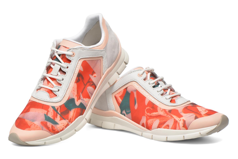 Sneakers Geox D SUKIE E D62F2E Multicolore immagine 3/4