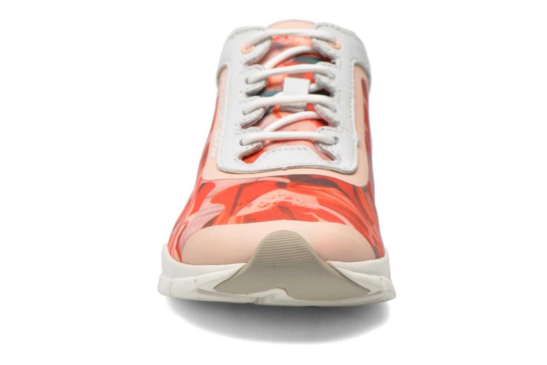 Baskets Geox D SUKIE E D62F2E Multicolore vue portées chaussures