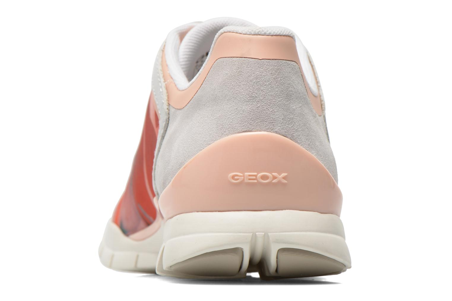 Trainers Geox D SUKIE E D62F2E Multicolor view from the right