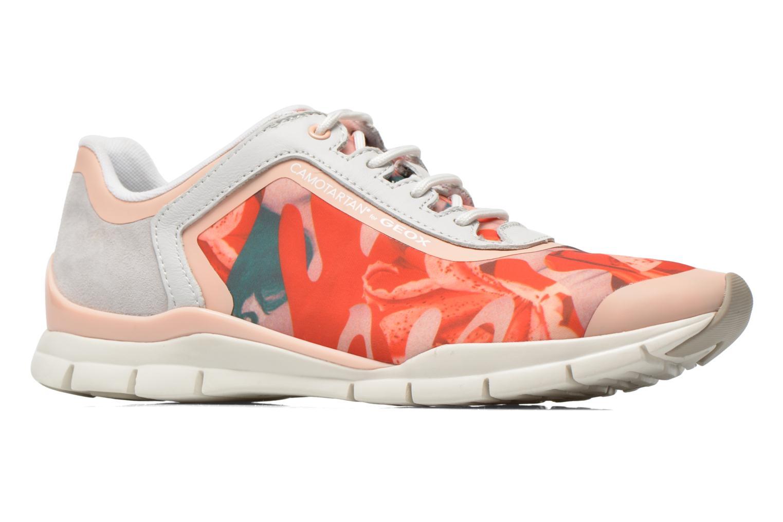 Sneakers Geox D SUKIE E D62F2E Multicolore immagine posteriore