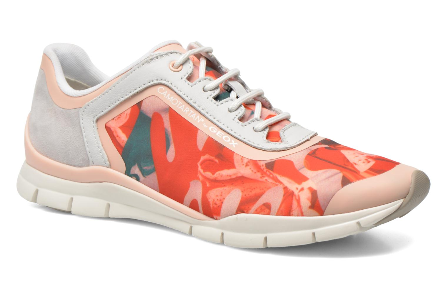 Trainers Geox D SUKIE E D62F2E Multicolor detailed view/ Pair view