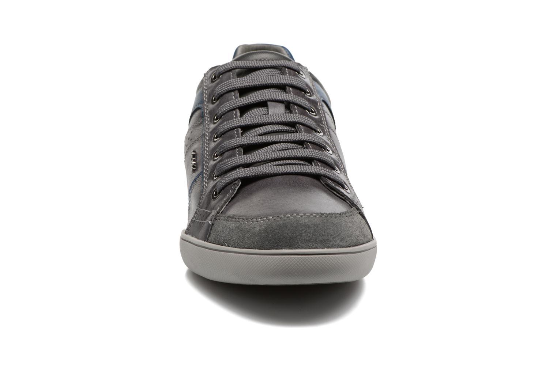 Baskets Geox U KRISTOF A U620EA Gris vue portées chaussures