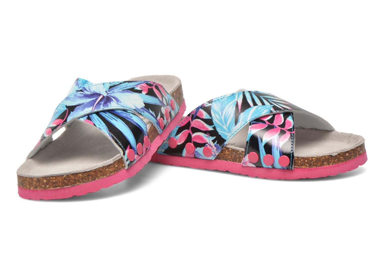Cross Upper Sandal Bla